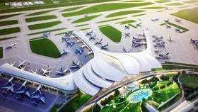Dự án sân bay Long Thành: Lo đội vốn, tăng nợ công
