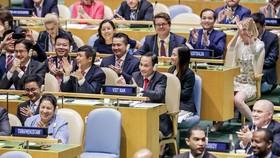 Nâng tầm vị thế chiếc ghế Hội đồng bảo an LHQ