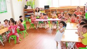 Đề nghị không thực hiện tinh giản biên chế với giáo viên mầm non