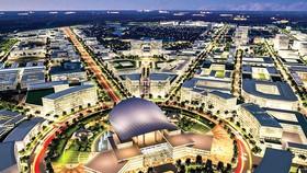 Khu đô thị sáng tạo phía Đông thành phố trong lòng thành phố