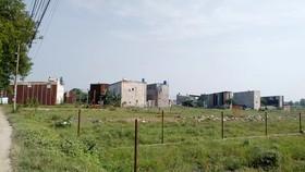 Đất phù hợp quy hoạch nhưng không được cấp phép xây dựng