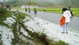 Bắc Bộ có nơi mưa rất to, khả năng cao xảy ra lốc, sét và mưa đá
