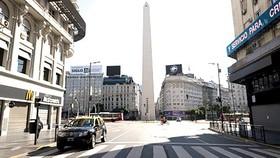 Argentina tăng hỗ trợ cho người lao động