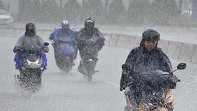 Bắc Bộ chuyển rét, có mưa và giông rải rác