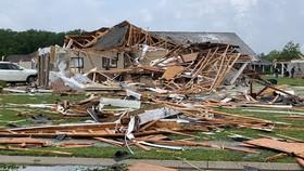 Lốc xoáy ở Mỹ, ít nhất 6 người thiệt mạng