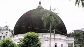 Cháy nhà thờ hơn 200 tuổi tại Haiti