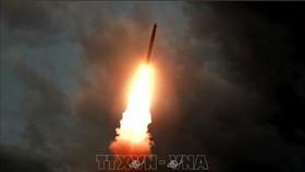 Triều Tiên bắn nhiều tên lửa hành trình chống hạm