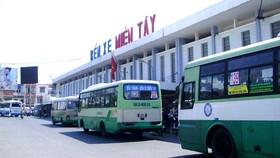 Từ ngày 4-5, xe buýt TPHCM hoạt động trở lại