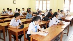 Công bố đề thi tham khảo kỳ thi TN THPT năm 2020