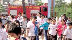 Sở GD-ĐT TPHCM chỉ đạo khẩn về tăng cường an toàn trường học