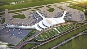 Giải ngân 1.200 tỷ đồng vốn bố trí cho dự án sân bay Long Thành