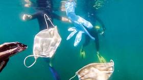 Đại dương ô nhiễm Covid-19