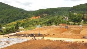 Nhiều sai phạm trong quản lý đất đai, đầu tư xây dựng ở Lâm Đồng