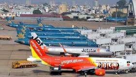 Giảm thuế bảo vệ môi trường, nhiên liệu bay giảm 900 đồng/lít