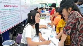 TPHCM tạo 140.000 việc làm mới mỗi năm