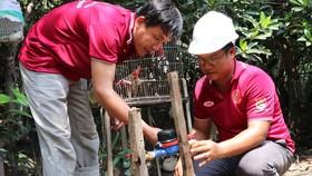 Gỡ vướng để cấp nước sạch cho người dân