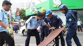 Kiến nghị thành lập Đội Quản lý trật tự xây dựng đô thị thuộc UBND quận-huyện