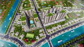 HQC Tây Ninh phát triển thành tổ hợp NOXH xu hướng smart home