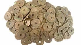 Phát hiện gần 100kg tiền cổ khi đào móng nhà