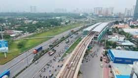 ADB sẽ tài trợ 1 tỷ USD xây dựng dự án tuyến metro số 2 Bến Thành- Suối Tiên