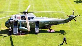 Lockheed Martin cung các phiên bản trực thăng Marine One.