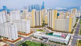Khu tái định cư 38,4ha thuộc Khu đô thị mới Thủ Thiêm