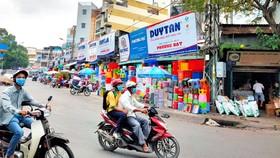 Thêm không gian phát triển thương mại, dịch vụ