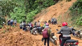 Thảm họa sạt lở vùi lấp 53 người ở Trà Leng, Trà Vân: Tìm thấy thi thể 16 nạn nhân