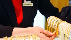Giá vàng SJC đang cao hơn giá vàng thế giới 3,77 triệu đồng/lượng