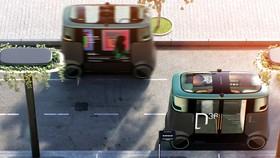 Thành phố thông minh trong tương lai