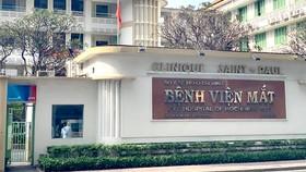 Làm rõ vi phạm về đấu thầu  tại Bệnh viện Mắt TPHCM