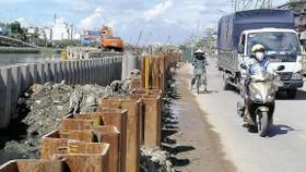 TPHCM tăng vốn các dự án tiến độ tốt