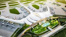 Hơn 109.000 tỷ đồng xây dựng sân bay Long Thành