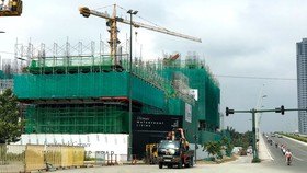 Dự án The River trong Khu đô thị mới Thủ Thiêm, quận 2, TPHCM.