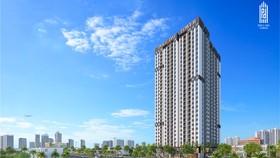 Phối cảnh dự án Phuc Dat Tower.