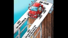 Nâng cấp ngành giao thông thay vì chia nhỏ luật