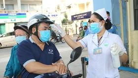 Rà soát chặt chẽ người ra vào bệnh viện