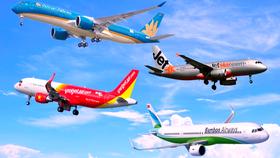 Dự kiến trong năm 2020, doanh thu của các hãng hàng không giảm hàng chục ngàn tỷ đồng.