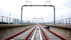 Tuyến metro số 1 có thể chậm tiến độ do sự cố rơi gối cao su
