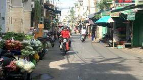 Người dân cư ngụ trên đường Trần Mai Ninh mong muốn được khôi phục quyền, lợi ích hợp pháp về nhà đất.