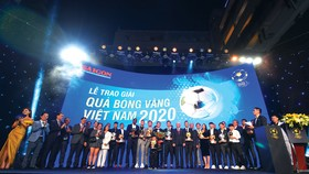 Quả bóng vàng Việt Nam 2020: Thương hiệu và cảm xúc