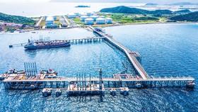 Một góc KKT Nam Vân Phong đang thu hút hàng loạt dự án cỡ lớn từ nước ngoài.
