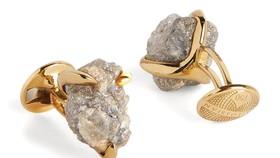Khuy áo fine jewelry độc đáo cho quý ông