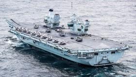 Anh có kế hoạch điều tàu sân bay tối tân HMS Queen Elizabeth đến Ấn Độ Dương - Thái Bình Dương vào cuối năm nay.