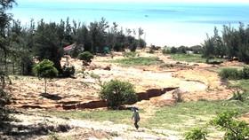 Tháo gỡ điểm nghẽn quy hoạch titan ở Bình Thuận