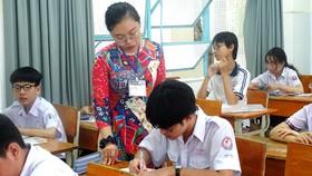 TPHCM công bố lịch thi tuyển sinh lớp 10 năm học 2021-2022
