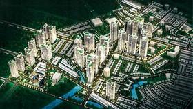 Dự án Laimian City, phường An Phú, TP Thủ Đức.