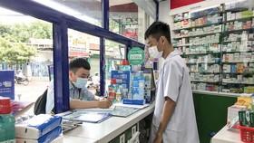 Người dân được yêu cầu khai báo y tế  khi mua thuốc trị bệnh đường hô hấp