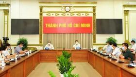 TPHCM số lượng ca mắc hàng ngày đã giảm