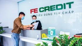 FE Credit là một trong những CTTC thành công trên thị trường cho vay tiêu dùng.